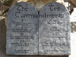 ten-commandments