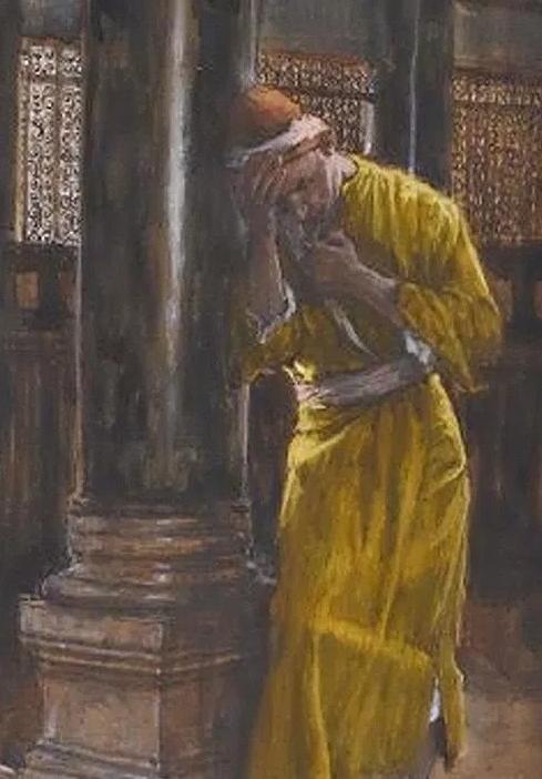 Publican in Temple